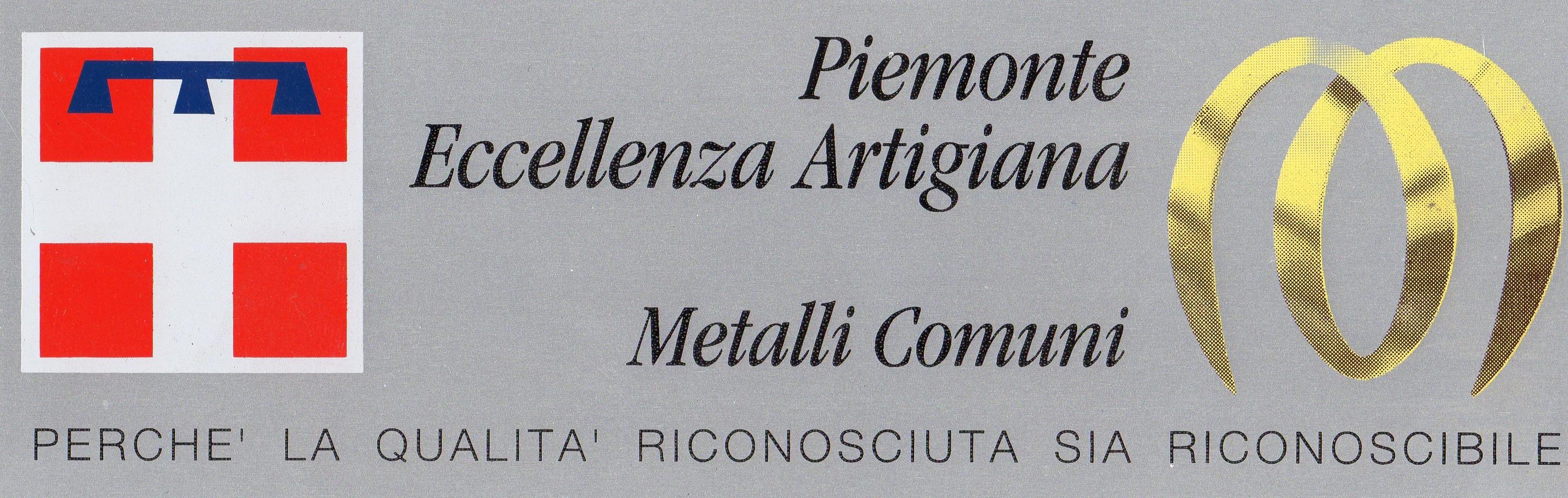 FAVV Iron Luxury Eccellenza Artigiana Piemontese
