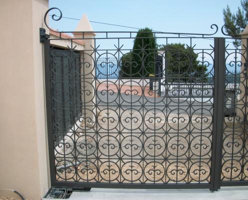Iron Luxury Cancello