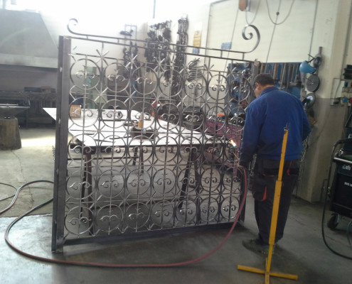 Iron Luxury Lavorazione