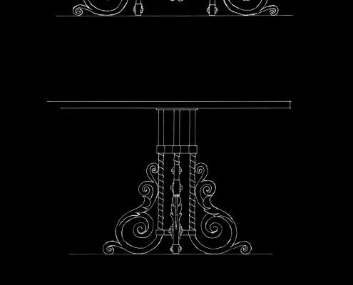 FAVV Iron Luxury - Disegno