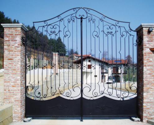 Iron Luxury - Cancello