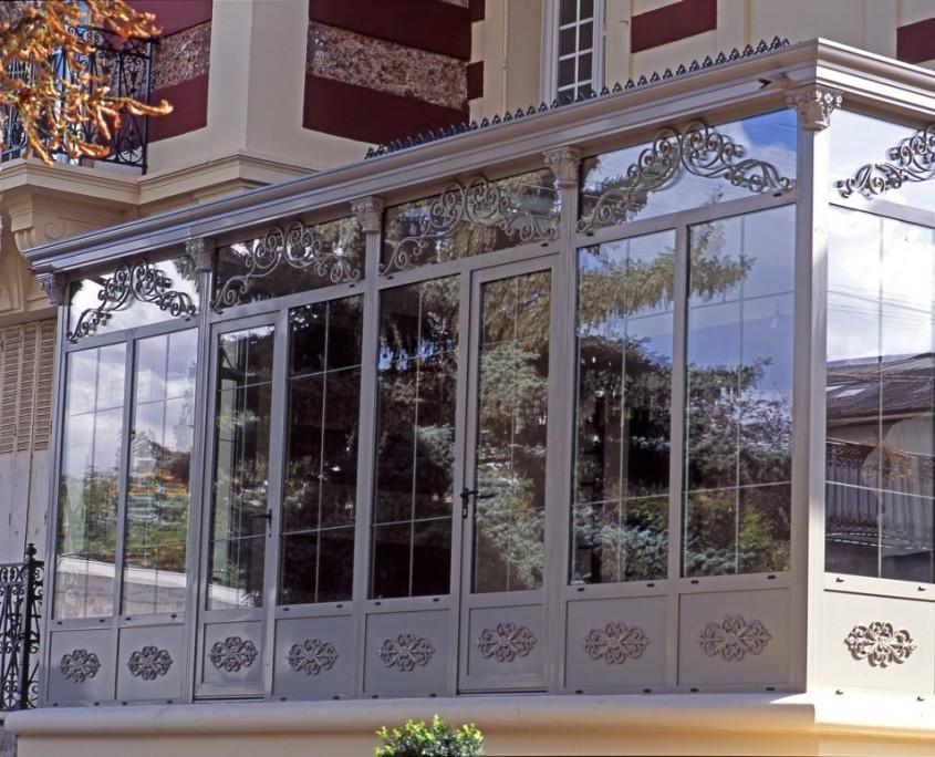 Giardini d 39 inverno favv iron luxury - Verande giardino d inverno ...