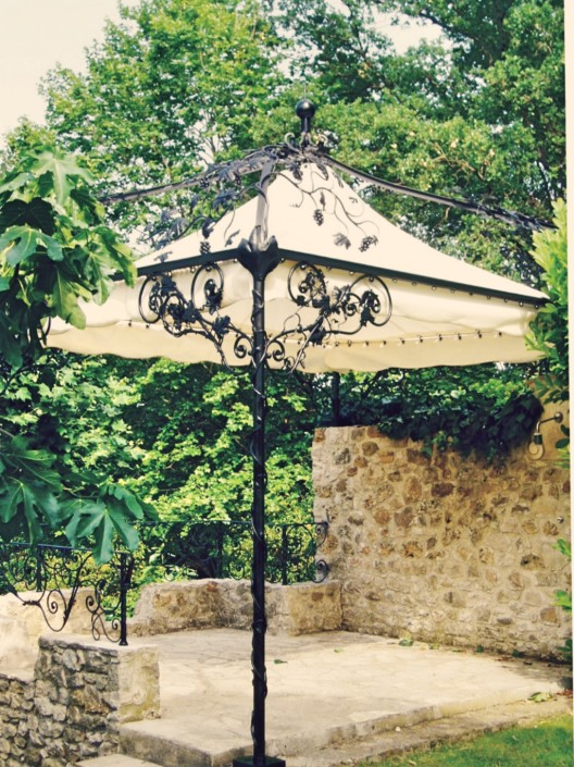 IRON LUXURY FAVV - GAZEBO